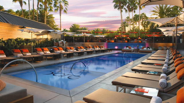 PHOTO: The Mirage Bare Pool is seen here.