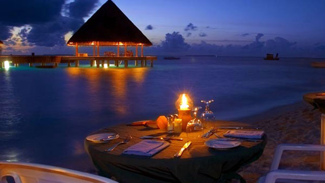 PHOTO: Vilu Reef Beach & Spa Resort
