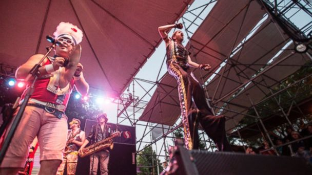PHOTO: Waterfront Blues Festival, Portland, Ore.