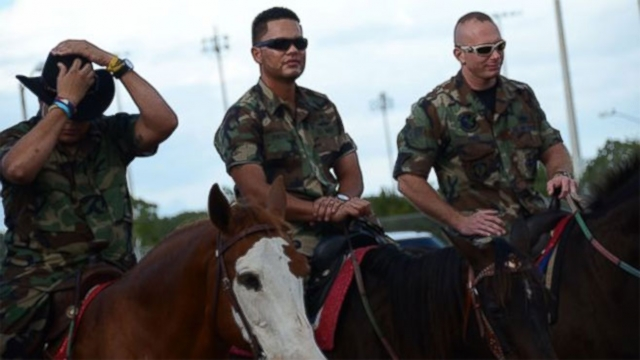 VIDEO: Lyndon Ortiz is giving hope and purpose to other wounded veterans.