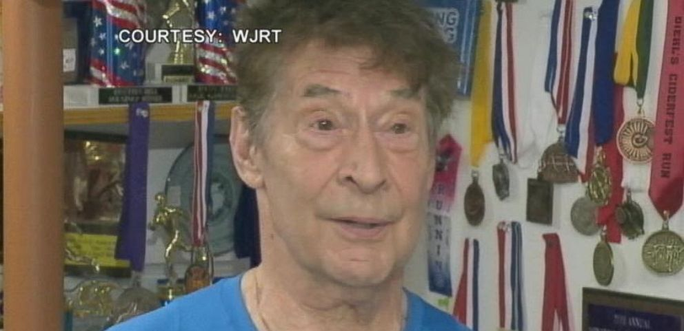 74-Year-Old Plans to Run 100th Marathon in Boston