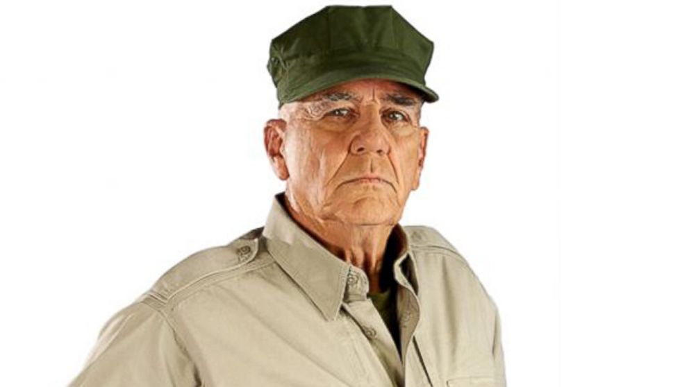 lee ermey talks military acting and reality tv   abc news