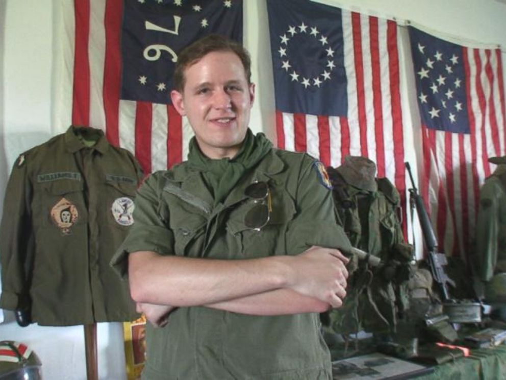 VIDEO: Alleged Cop Killer Eric Frein Stars in Upcoming War Documentary