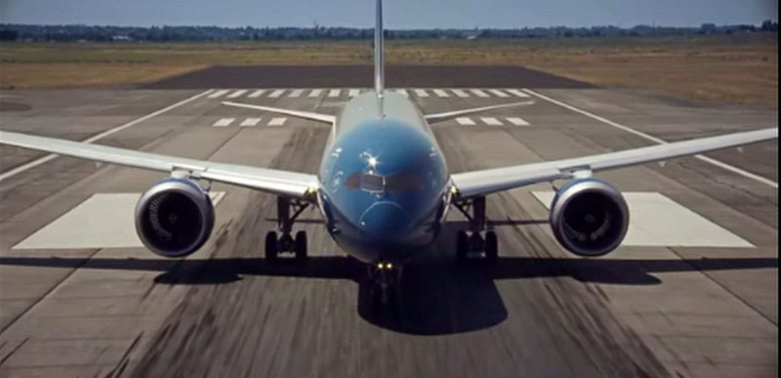 VIDEO: Boeing Plane Makes Nearly Vertical Takeoff