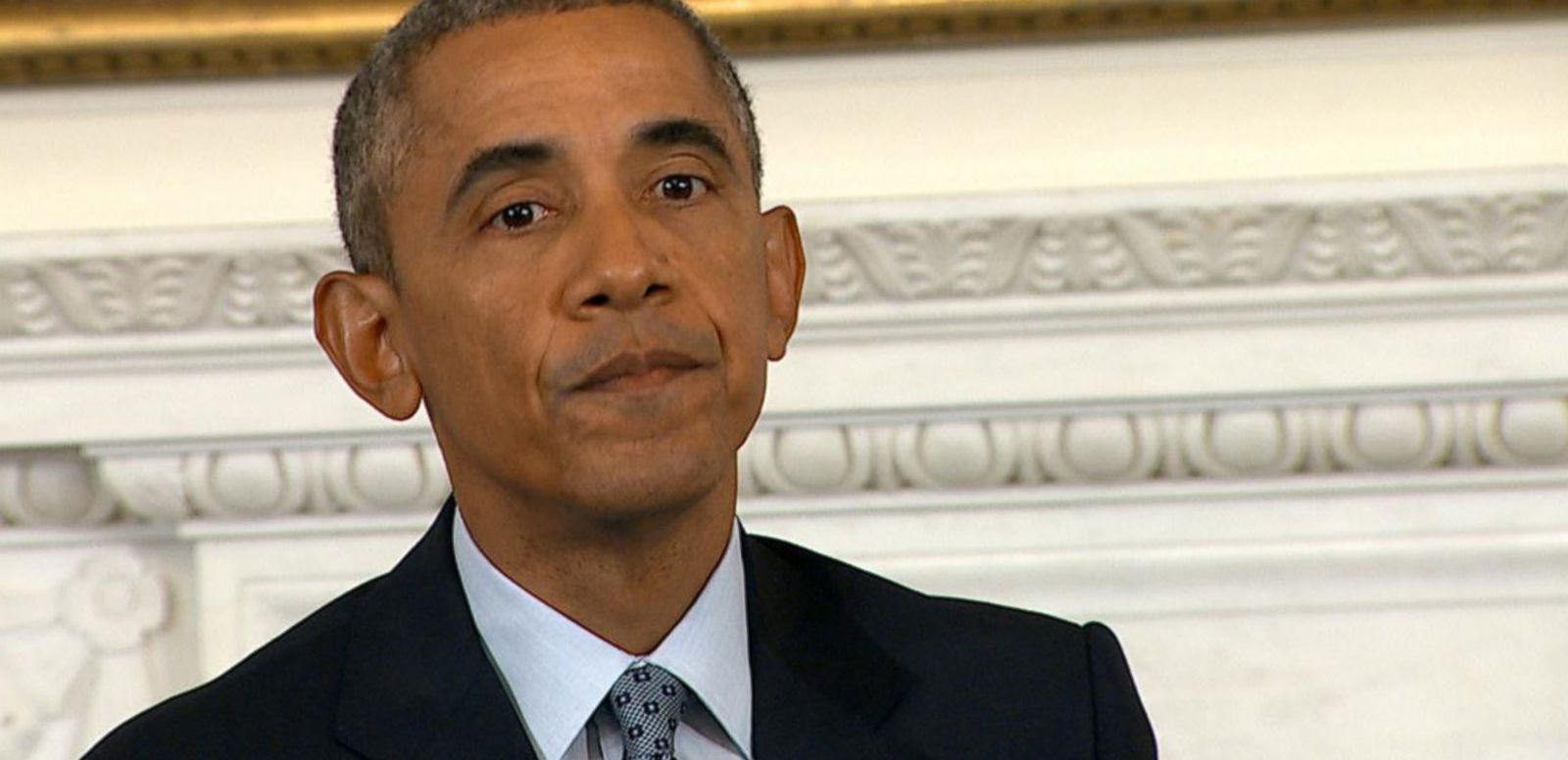 VIDEO: President Obama Reacts to Jeb Bush 'Stuff Happens' Remark