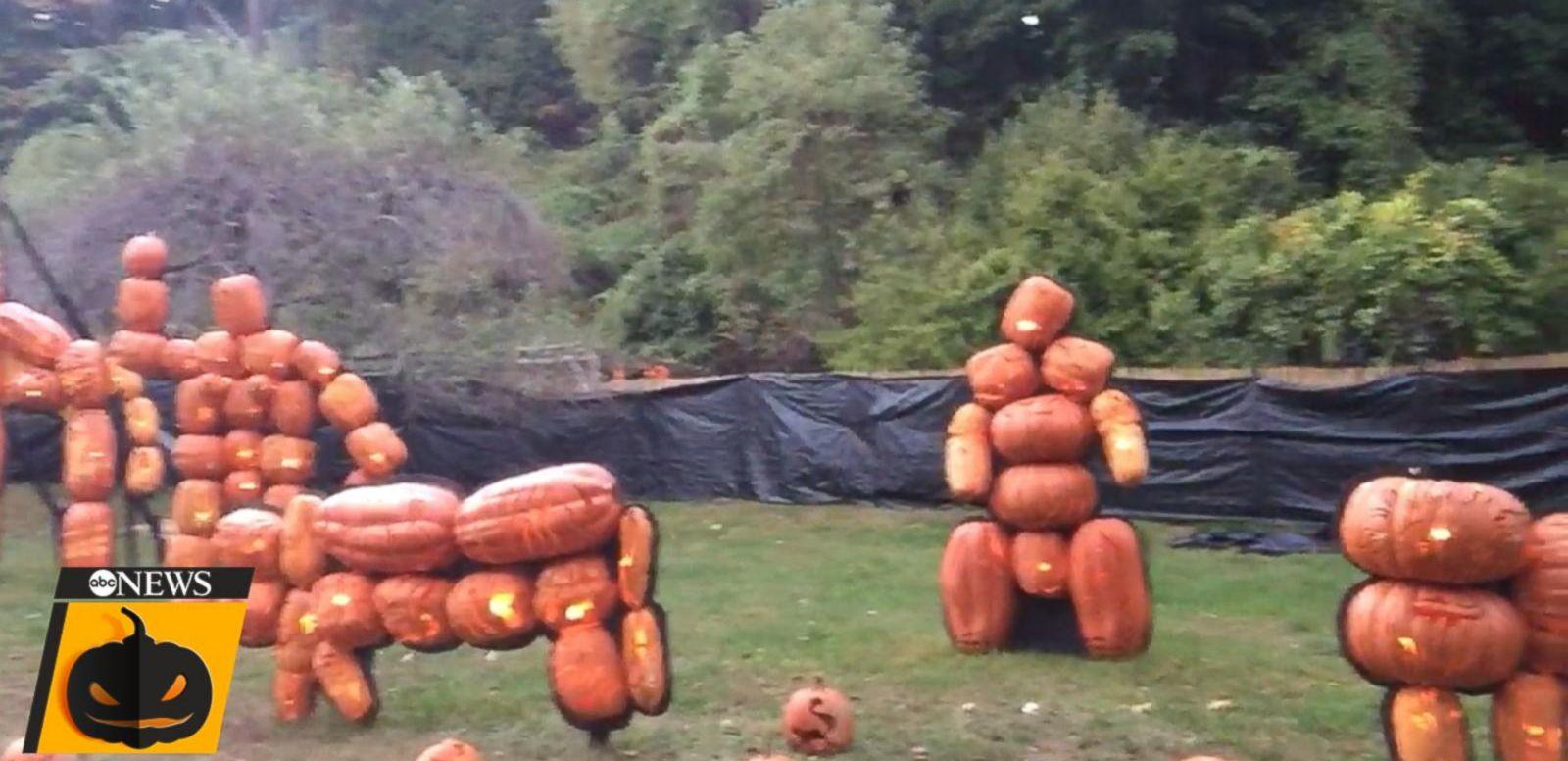 VIDEO: Halloween Heats Up