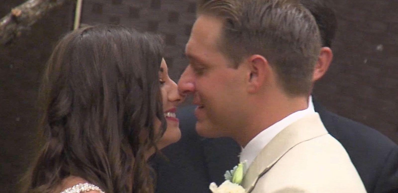 VIDEO: Couple Gets Married Amid Major South Carolina Storm