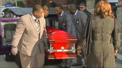 VIDEO: Police say Tyshawn Lee was gunned down in an alley for his fathers alleged gang ties.