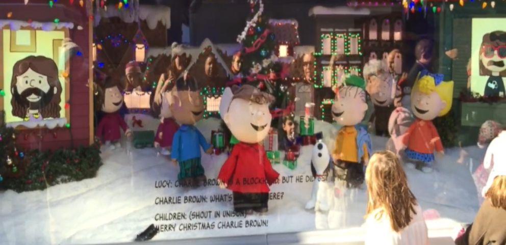 Behind The Scenes of Macy's Window Display