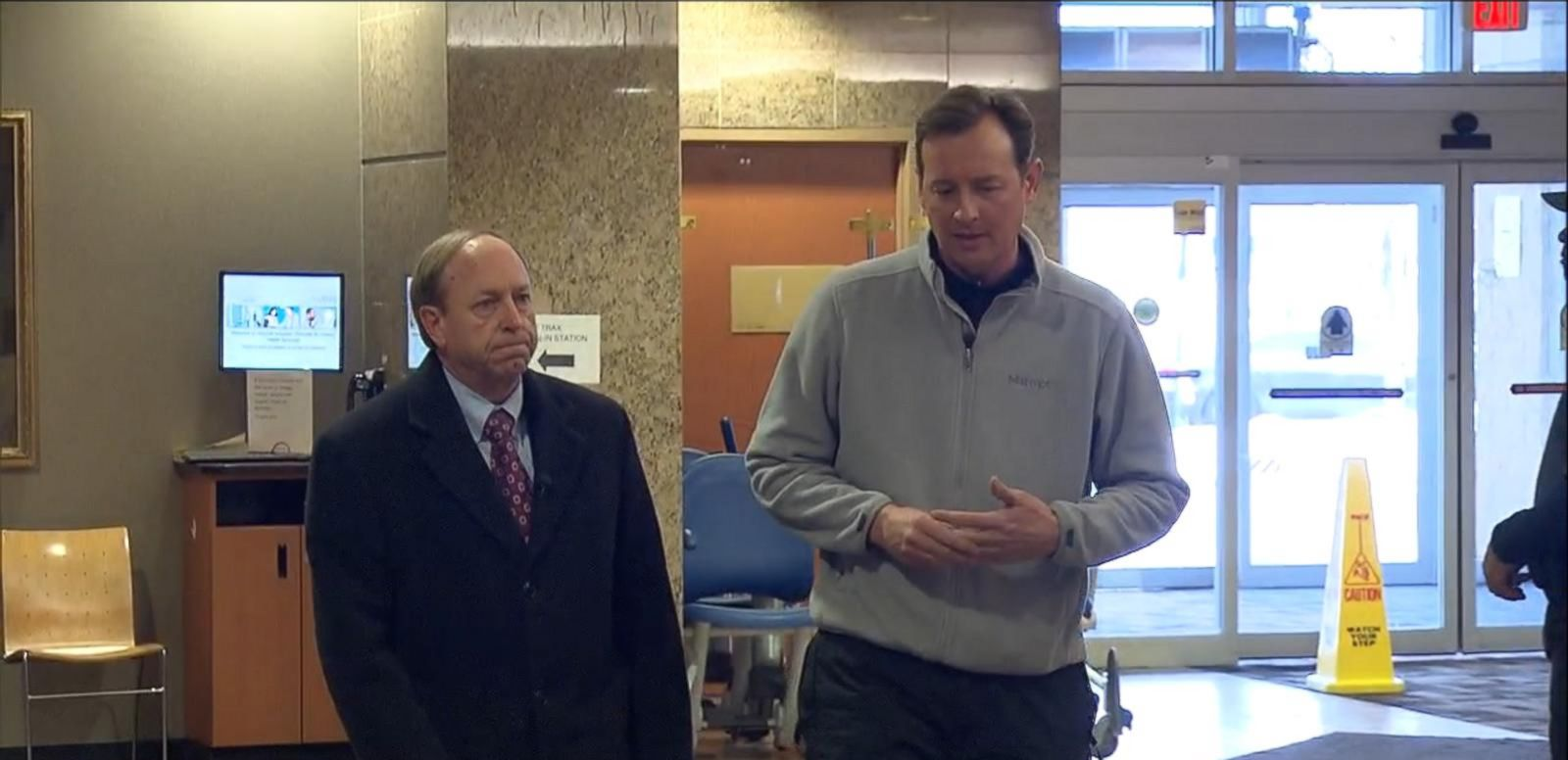 VIDEO: Colorado Springs Mayor Discusses Planned Parenthood Shooting