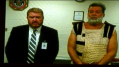 VIDEO: Robert Dear was charged with murder in the first-degree for an alleged attack at a Colorado Springs clinic that left three dead and nine injured.