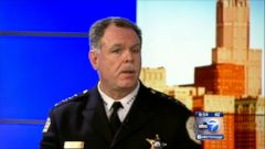 VIDEO: Police Supt. Garry McCarthy respond to calls for his resignation in connection with the death of 17-year-old Laquan McDonald.