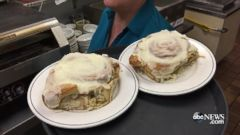 VIDEO: Ross Restaurant Serves Up Delicious Food Along With Campaign History