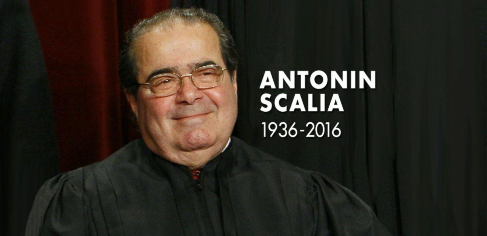 VIDEO: Supreme Court Justice Antonin Scalia Dies at Age 79