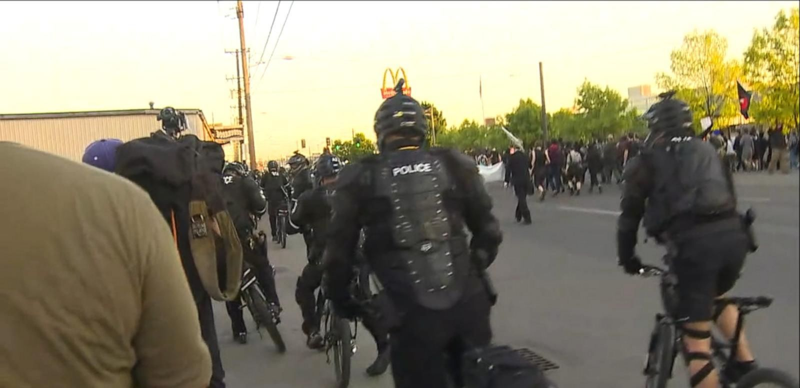 VIDEO: Arrests in Seattle as May Day Marchers Take to Streets