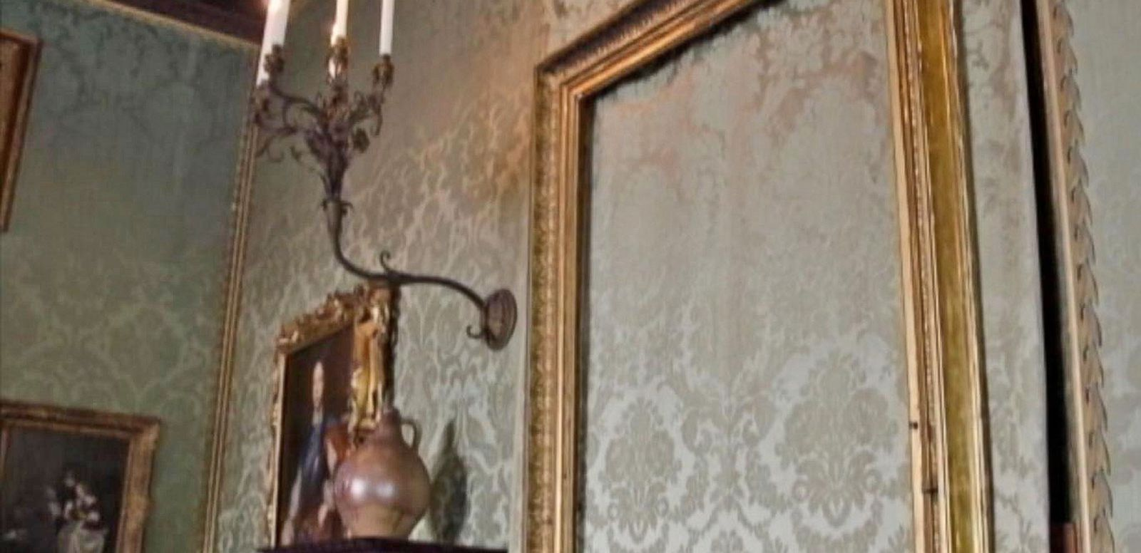 VIDEO: FBI Goes Digging in Stolen Art Investigation