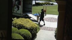 VIDEO: The Georgia family says they hired the movers off of Craigslist.