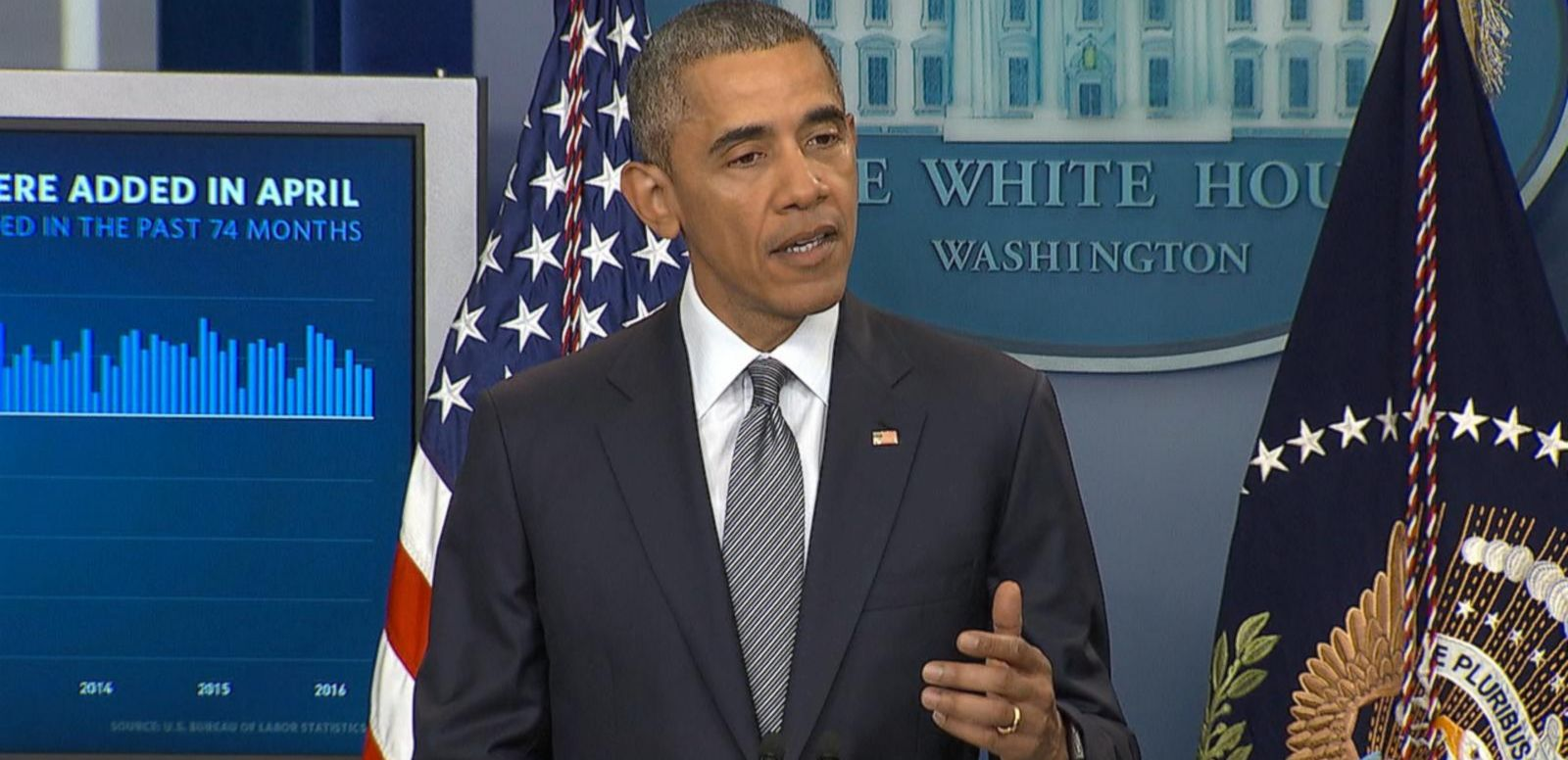 The president is urging Congress to invest in infrastructure and reform the tax code.
