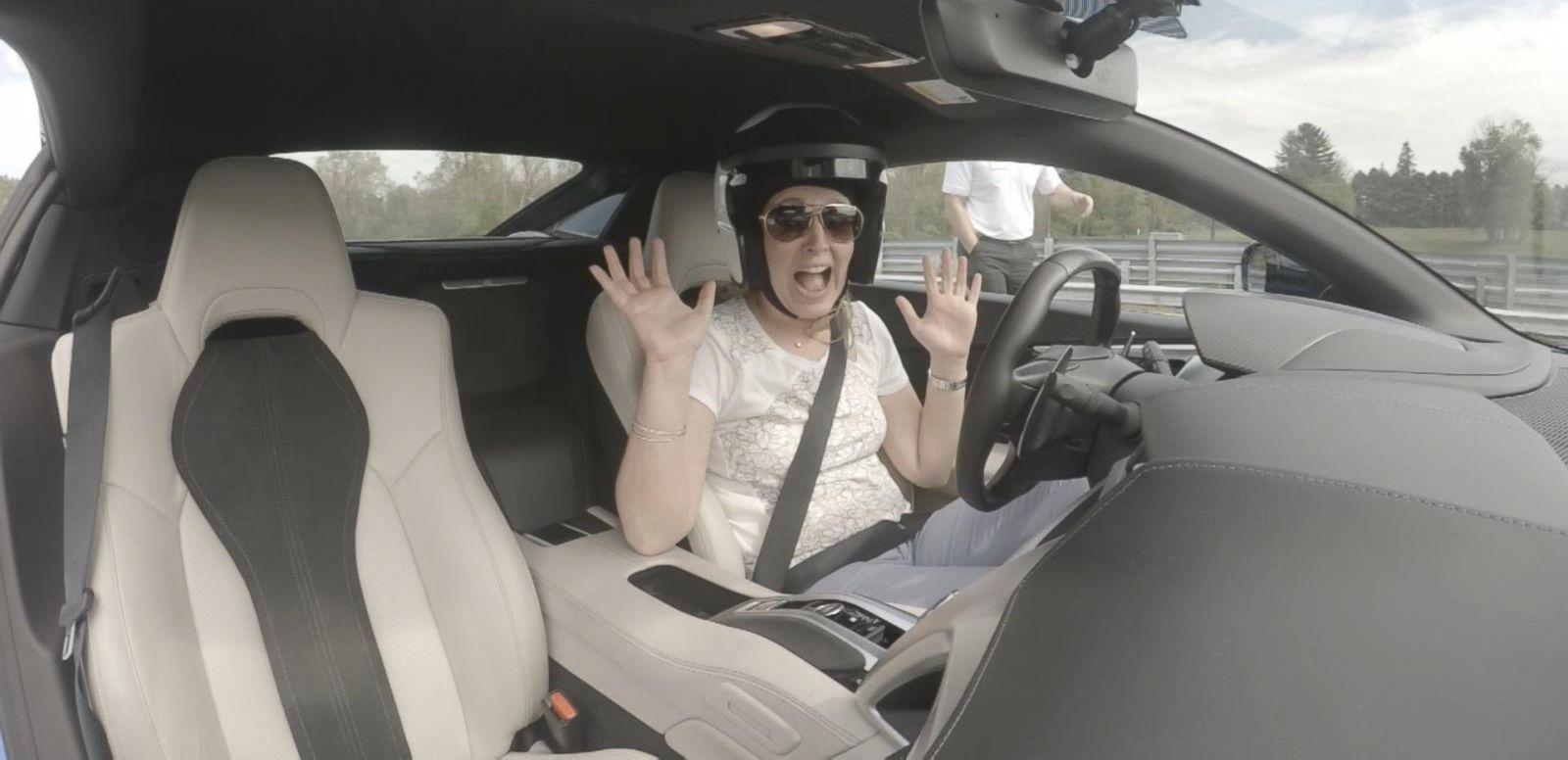 VIDEO: Acura's NSX Can Reach 192 MPH