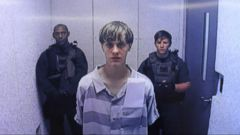 Dylann Roof allegedly killed 9 people inside a Charleston Church