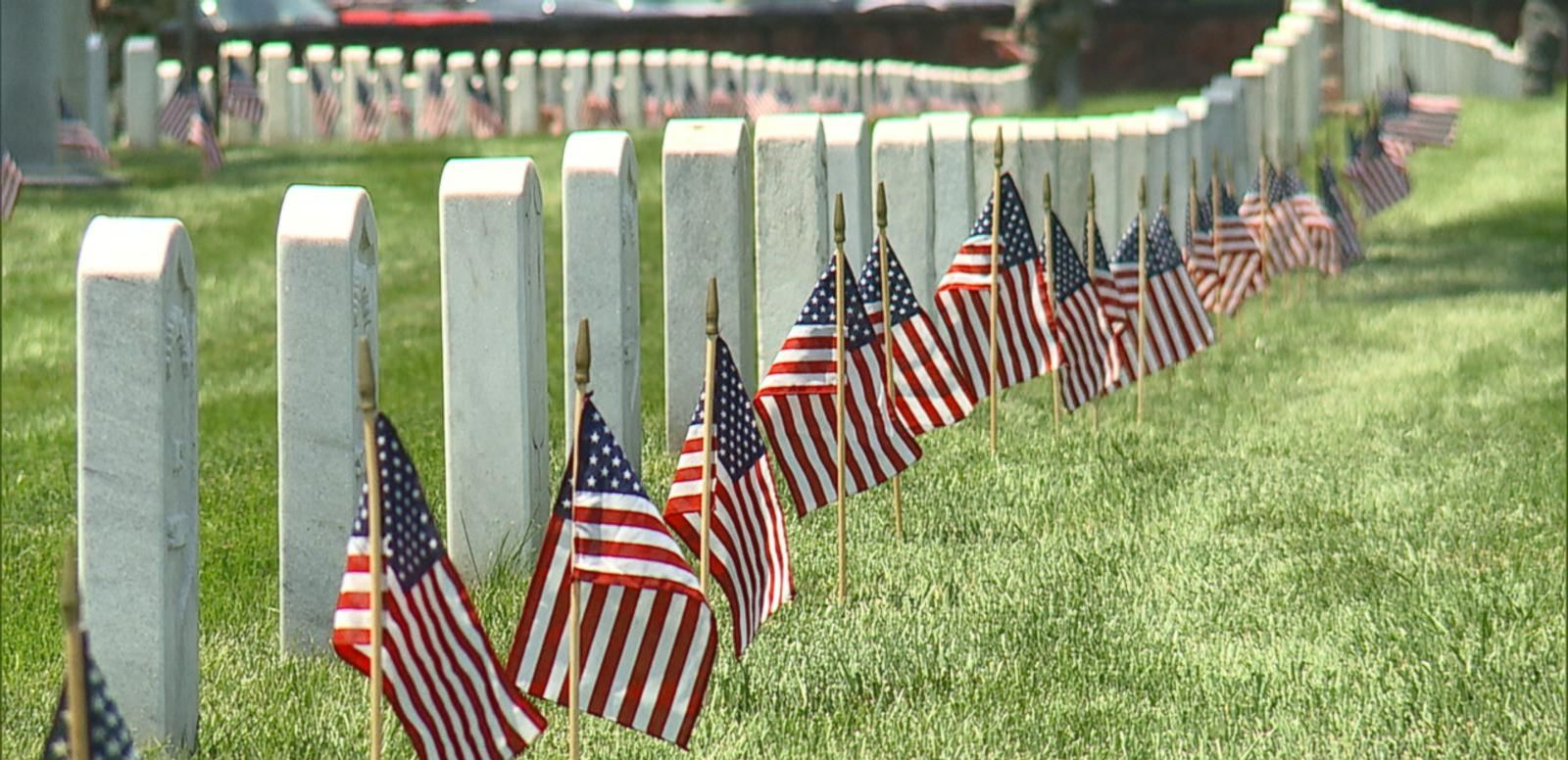 VIDEO:Soldiers Honor Fallen American Heroes in Time-Honored Tradition