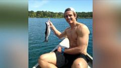 VIDEO: Jack Jakubek, 22, died after going underwater in a Massachusetts lake.