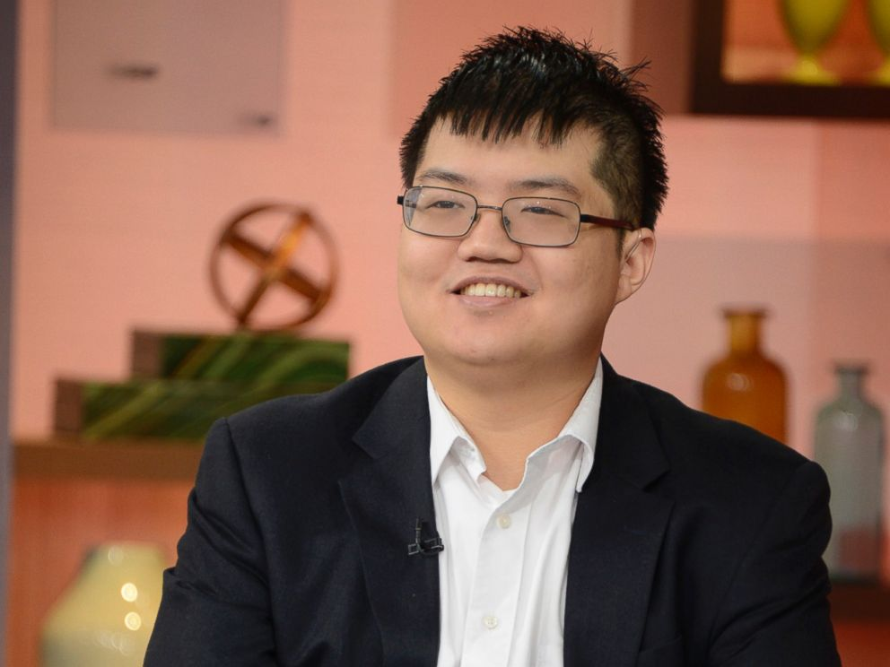 PHOTO: Jeopardy champion Arthur Chu appears on Good Morning America in this March 13, 2014, file photo.