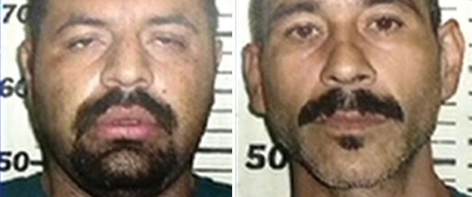 PHOTO: Two Mexican nationals, 30-year old Gustavo Tijerina of La Villa, Texas and 40-year old Ismael Vallejo of Weslaco, Texas, allegedly shot and killed Border Patrol Agent Javier Vega.
