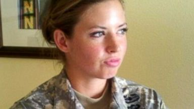 PHOTO: U.S. Army Lt. Rachel Washburn, 25, was a cheerleader for the Philadelphia Eagles from 2007-2010 before joining the military.