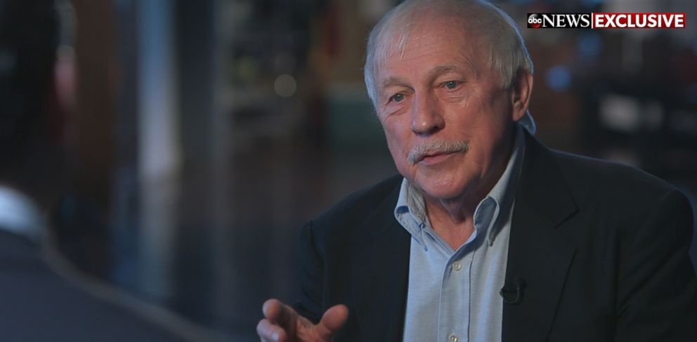PHOTO:Ron Miscavige, the father of Scientology leader David Miscavige, sat down for an exclusive interview with ABC News 20/20.