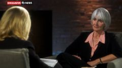 "PHOTO: Sue Klebold sits down for an exclusive interview with Diane Sawyer to air in a special edition of ABC News ""20/20"" on Friday, Feb. 12 at 10 p.m. ET."