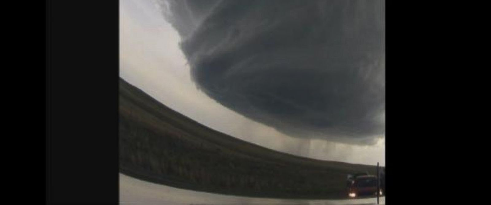 PHOTO: Storm chasers capture tornado in Wyoming.