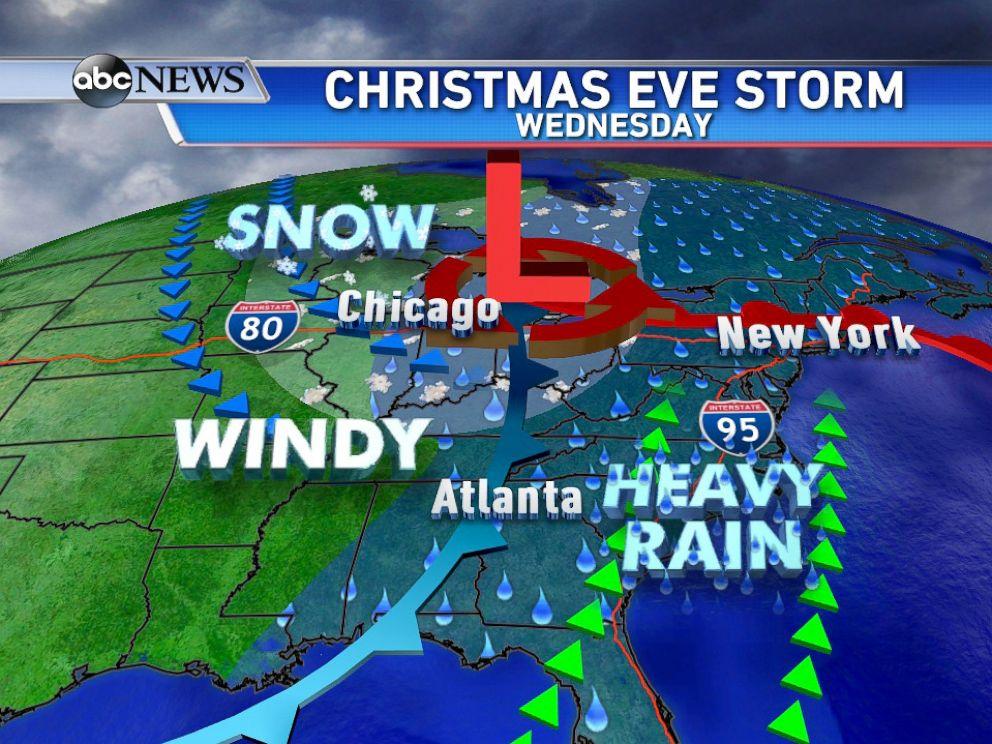 PHOTO: Weather Forecast