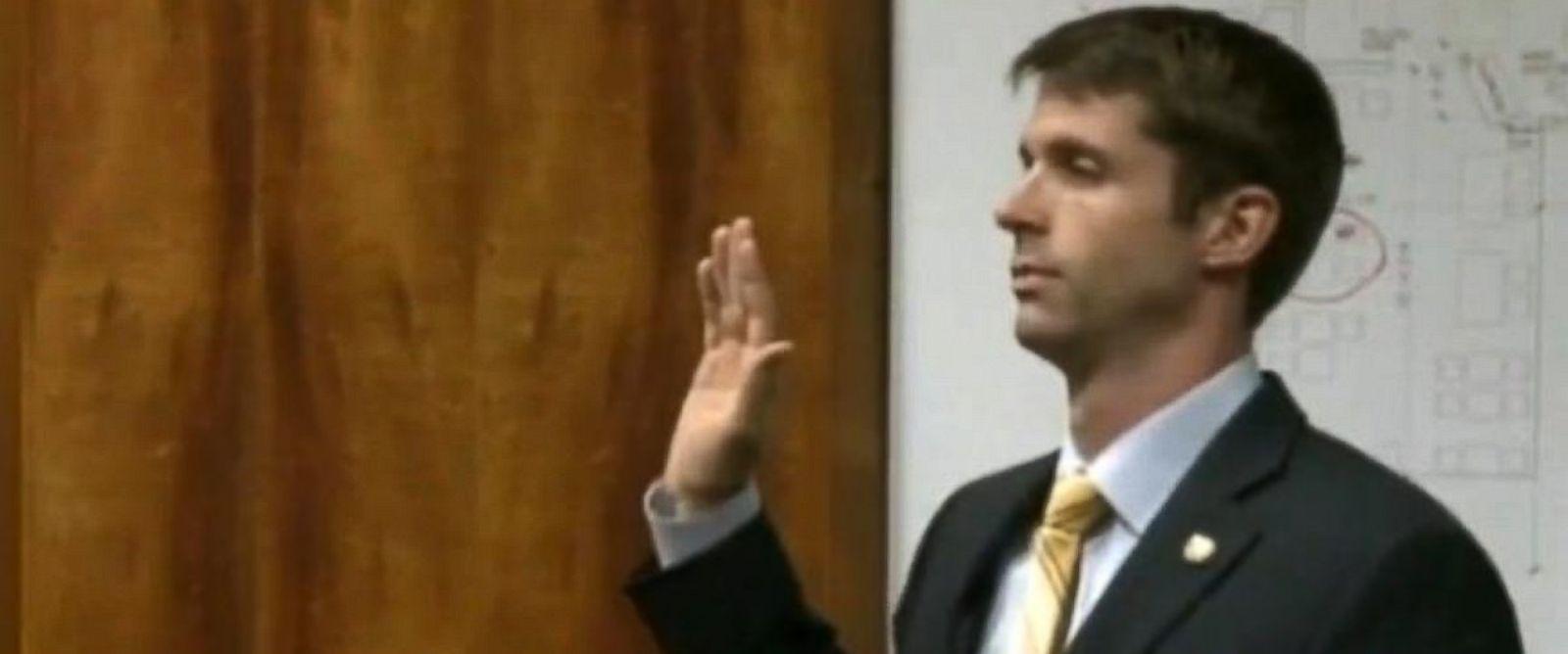 PHOTO: Christopher Deedy is accused of second degree murder in the November 5, 2011 death of Kollin Elderts, 23.