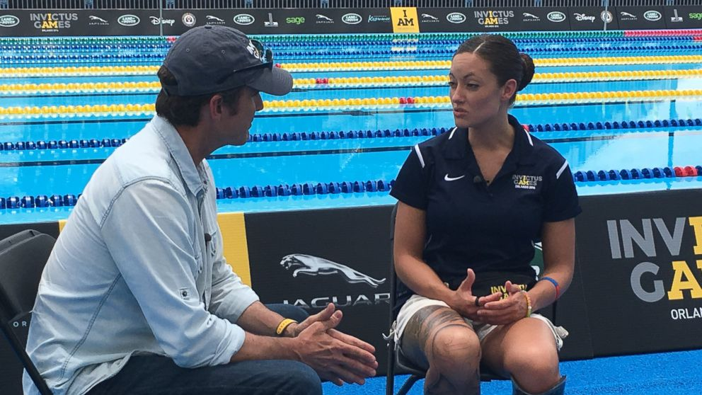 Why Elizabeth Marks Gave Her Invictus Games Medal Back to Prince Harry - ABC News