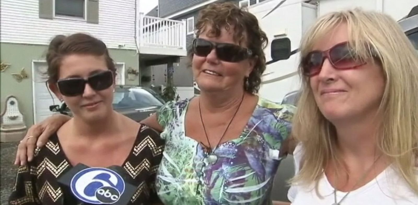 PHOTO: Superstorm Sandy Community Wins Powerball