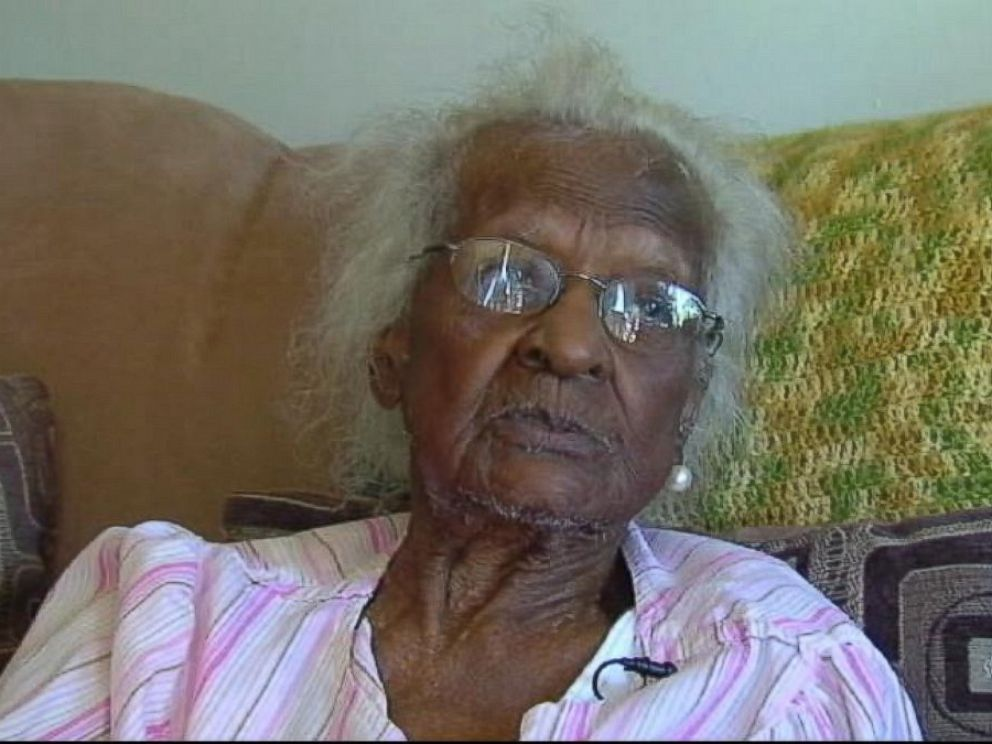 PHOTO: Jeralean Talley, 115, also known as the oldest person in America, celebrated her birthday yesterday at her home in Inkster, Mich.