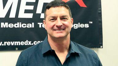 PHOTO: John Steinbaugh, VP & Director of Strategic Development at RevMedx.