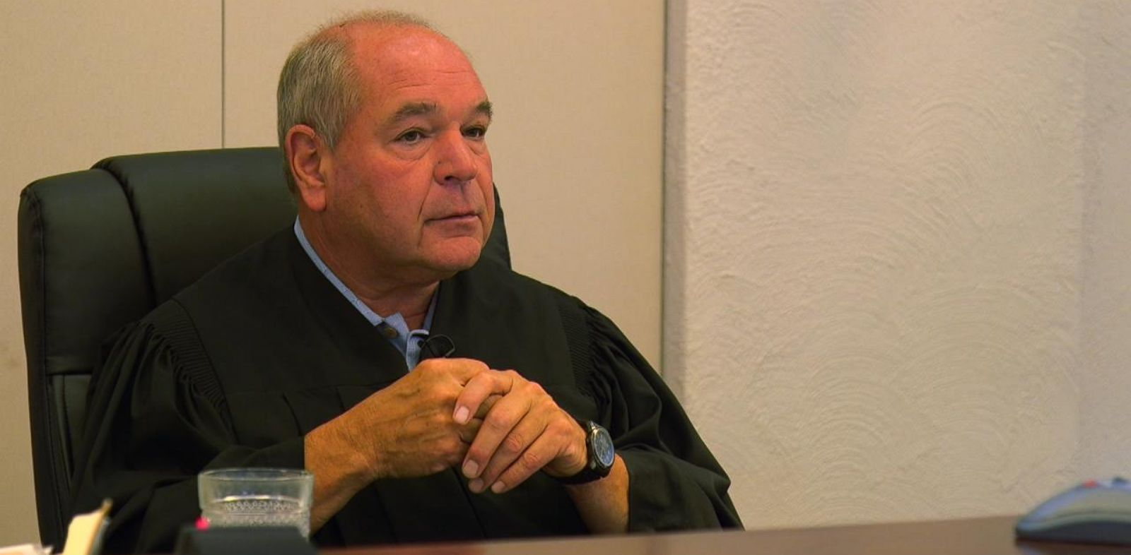Judge Michael Cicconetti has become a viral sensation for his unique method of sentencing from his Painesville, Ohio, courtroom.