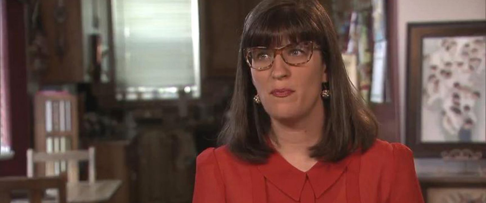 PHOTO: Kate Kelley is threatened with excommunication for her Mormon blog, Ordain Women.