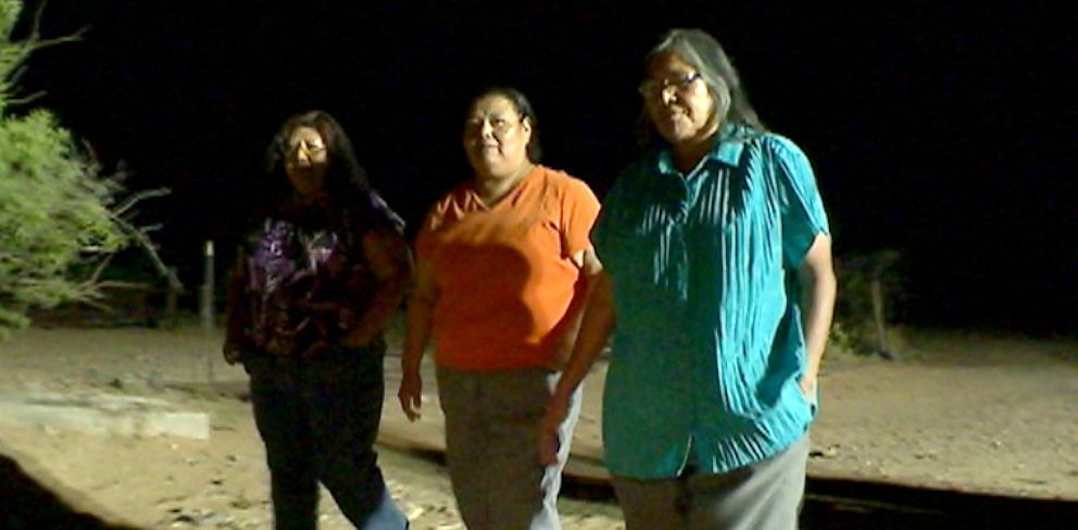 PHOTO: Tohono Oodham Indian Tribe