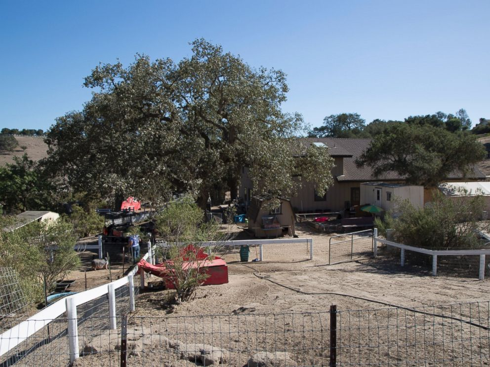PHOTO: The Lil Orphan Hammies is on a 5 acre ranch in Solvang, California.