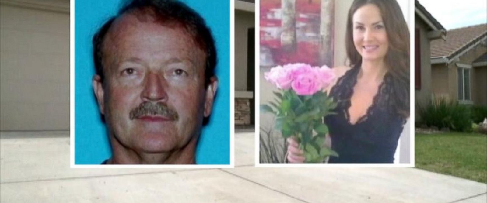 PHOTO: Orville Fleming is accused of killing his fiance Sarah Douglas.