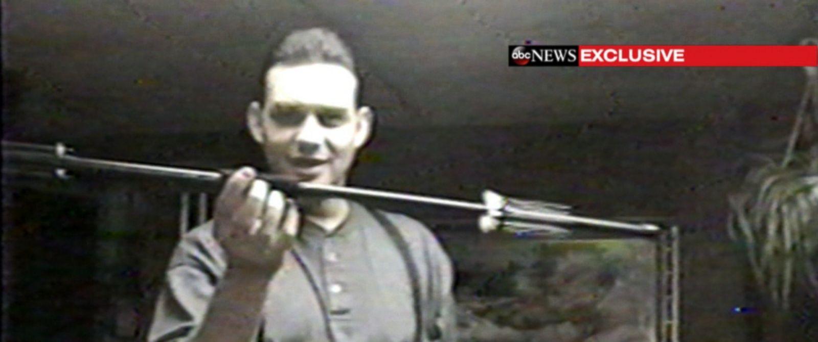 Exclusive: Video Offers Glimpse Into Escaped Convict ...