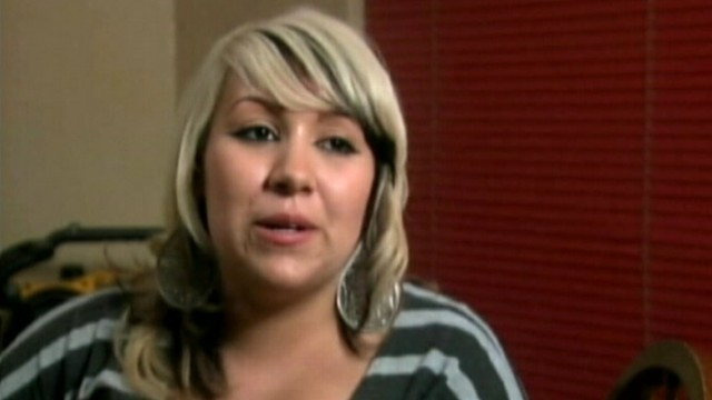VIDEO: Laycee Lowe, 17, opened fire on a man breaking into her Arizona home.
