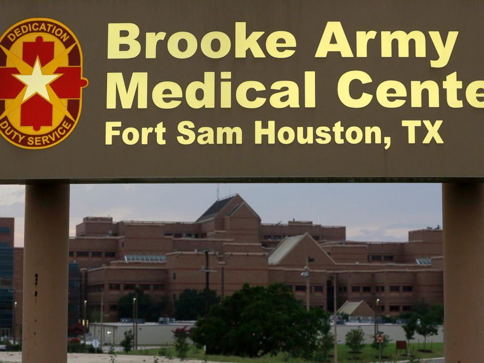 PHOTO: Bowe Bergdahl is recovering at Brooke Army Medical Center in San Antonio, seen here June 12, 2014.