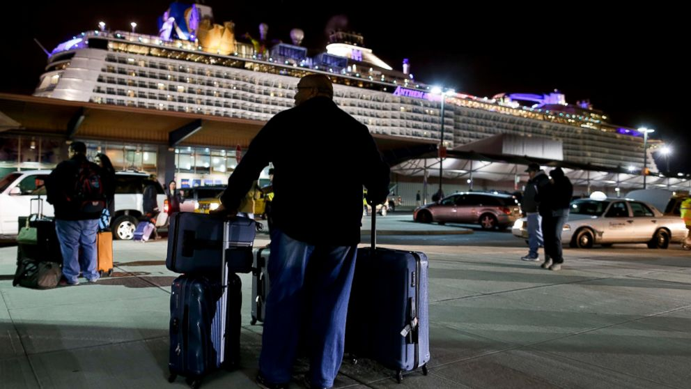 Passenger Sues Royal Caribbean Over Storm-Tossed Cruise ...