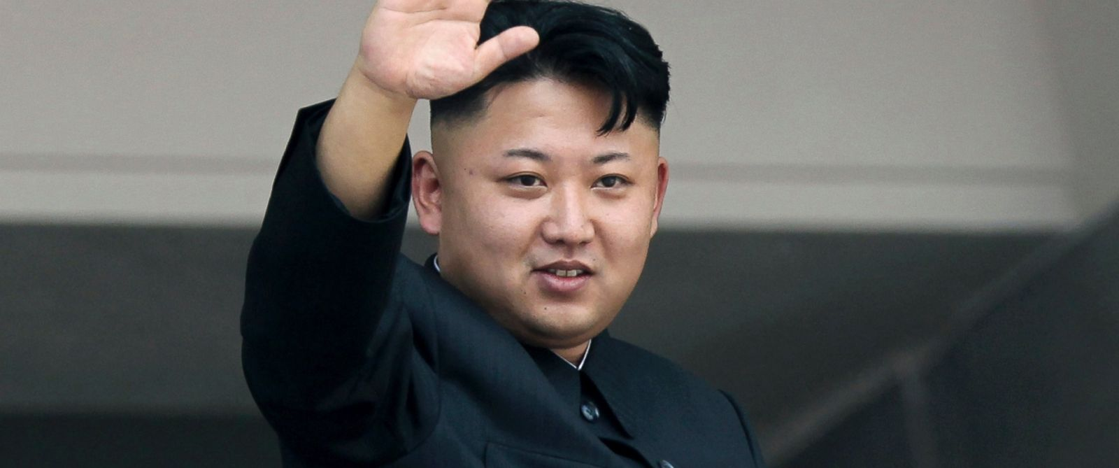 PHOTO: North Koreas leader Kim Jong Un waves to spectators and participants of a mass military parade celebrating the 60th anniversary of the Korean War armistice in Pyongyang, North Korea in this July 27, 2013 file photo.