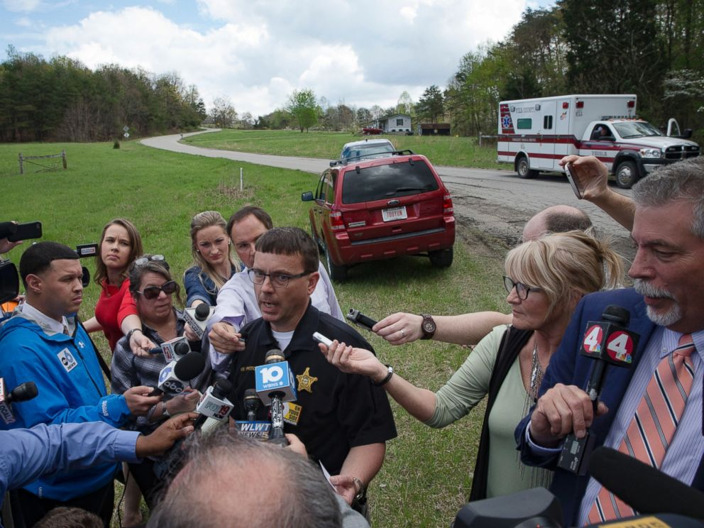 8 Dead in 'Execution-Style Killings' in Ohio, Police Say