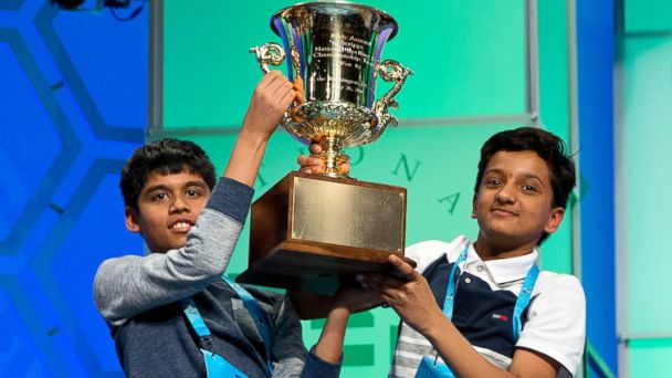 Scripps national spelling bee nets 2 winners abc11 com